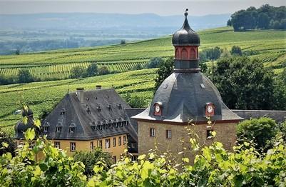 Rund um Schloss Vollradss